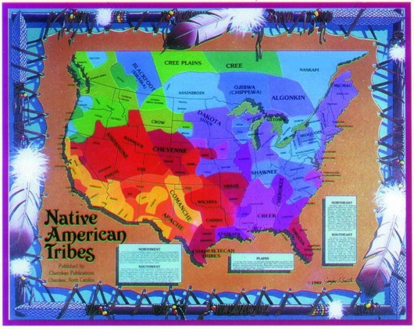 Native American America